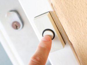 Установка дверного звонка в Туле