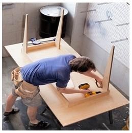 Сборка столов по низким ценам в Туле от специалистов