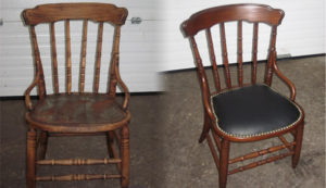 Перетяжка стульев на дому недорого в Туле