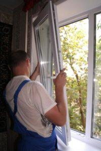 Замена створок пластиковых окон в Туле