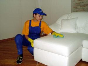 Чистка мебели на дому в Туле