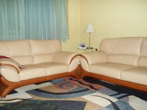 Перетяжка кожаной мебели в Туле